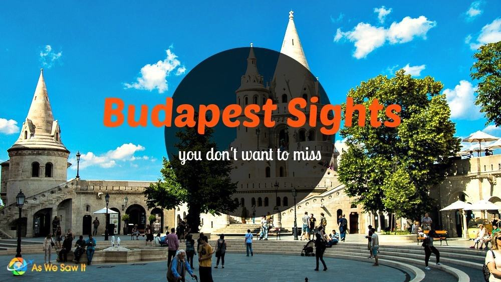 10 Budapest Sights You Don T Want To Miss