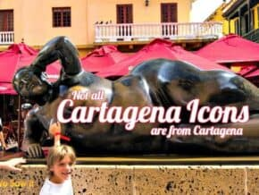 Not all Cartagena icons are from Cartagena