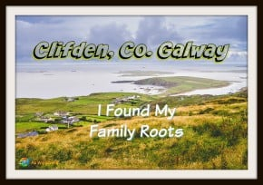 Clifden, Co. Galway - I found my family roots