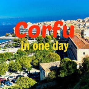 How to see Kerkyra in one day