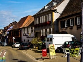 Alsace Region of France
