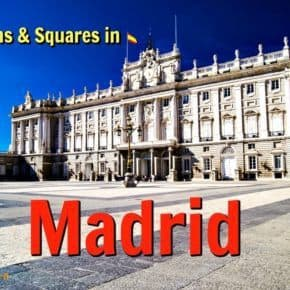Fountains and Squares in Madrid - Ap Photo Essay