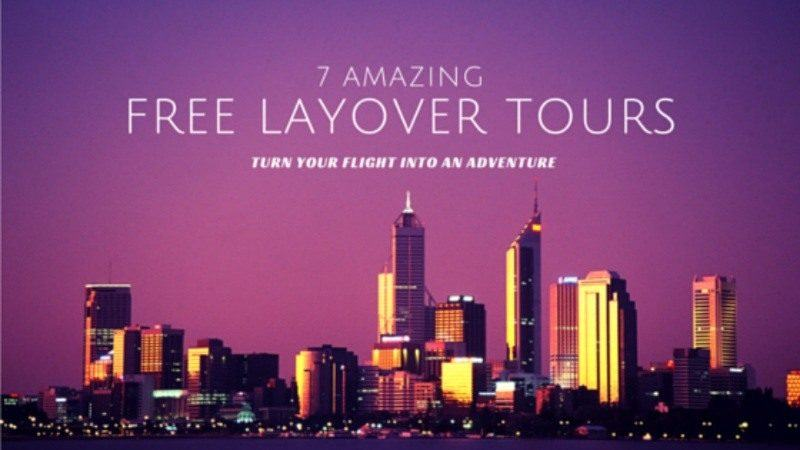 Free layover tours