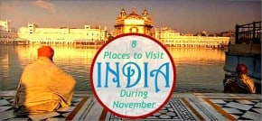 Amritsar Palace is one of 8 places to visit in November