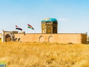 The Citadel at Kirkuk, Iraq