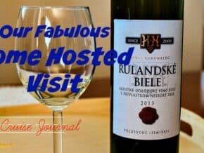 visit to Kamil Kukumberg home