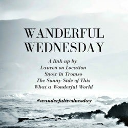 Linkup Wanderful Wednesday