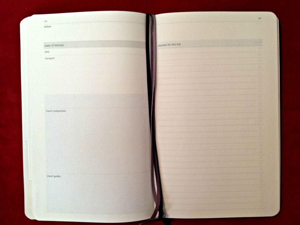 Moleskine Travel Journal sec2 tab5
