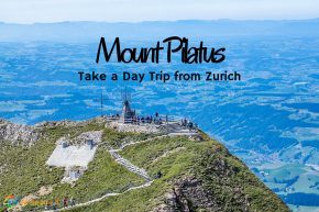 Mount Pilatus image from our Zurich day trip