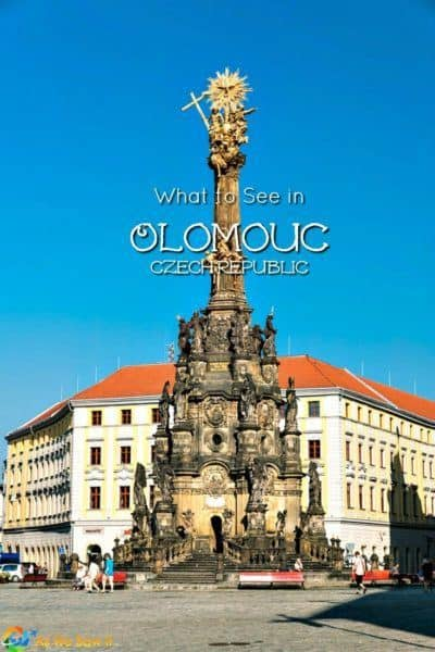 Less crowded than Prague, Moravian Olomouc is popular with visitors that want the same experience without the tourist throngs.