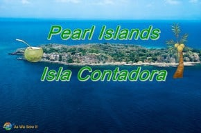 Isla Contadora in the Pearl Islands