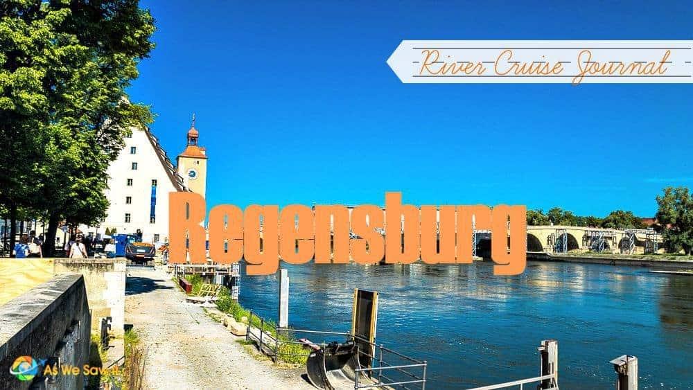 Regensburg cover shot