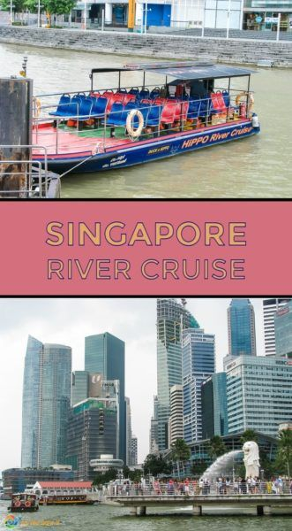 Take a cruise on the Singapore River to get a unique view of the island nation. Read more at https://www.aswesawit.com/singapore-river-cruise