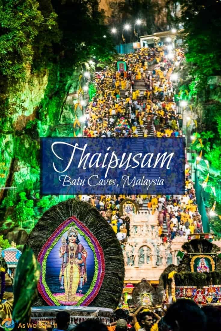 essay on thaipusam Thaipusam or thaipoosam (tamil: தைப்பூசம், taippūcam) is a festival celebrated by the tamil community on the full moon in the tamil month of thai ( january/february) it is mainly observed in countries where there is a significant presence of tamil community such as india, sri lanka, malaysia, mauritius.
