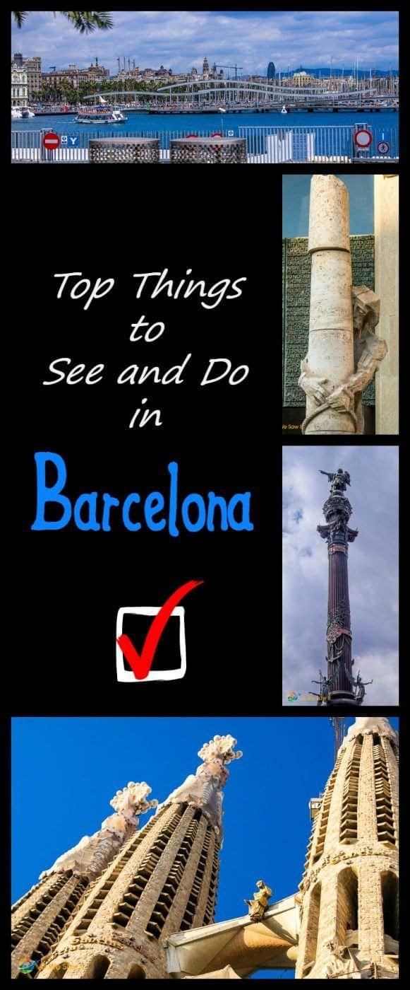 Top things to see and do in Barcelona - Don't miss any of these on your itinerary!