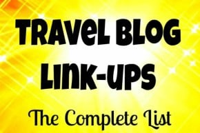 list of travel blog link ups