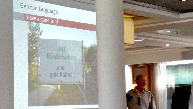 Viking German language class 2