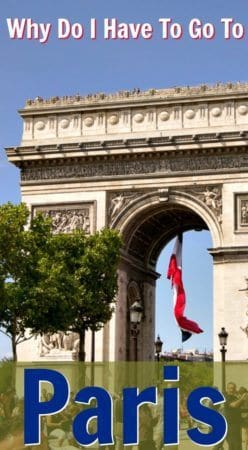 Resisting Paris? Here's one person's take on a visit.