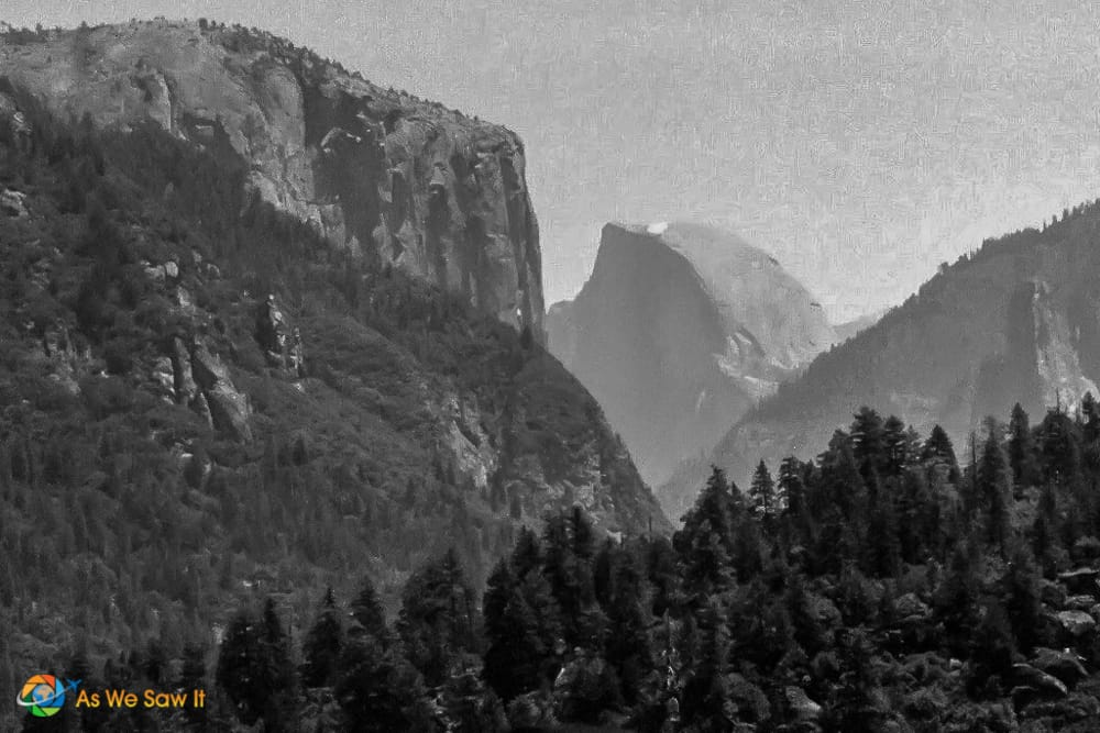 Find national parks in the US like Yosemite