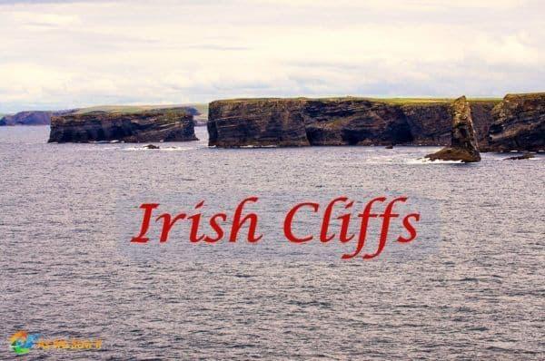 Irish cliffs at Loop Head make a good alternative to Cliffs of Moher